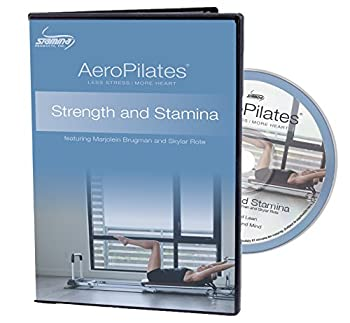 AeroPilates by Stamina Strength & Stamina Workout DVD  05-9133D