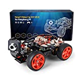 [page_title]-SUNFOUNDER Smart Video Car Kit V2.0 für Raspberry Pi 4 Model B 3B+ 3B 2B Roboter Bausatz mit Graphical Visual Programming Language, Remote Control, Elektronik Auto Robot Spielzeug