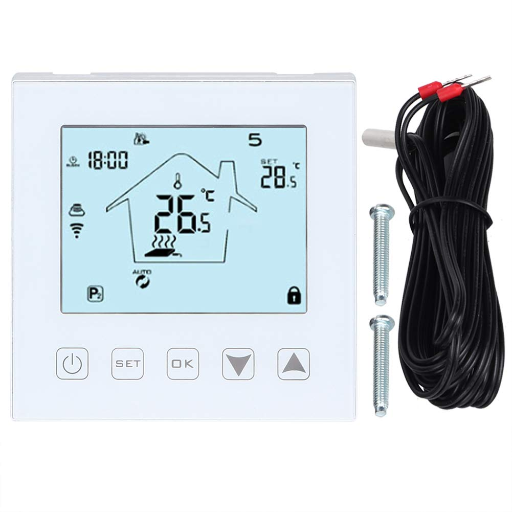 Thermostat Super Time sale Special SALE held electromagnetic Flame-Retardant WiFi Ther