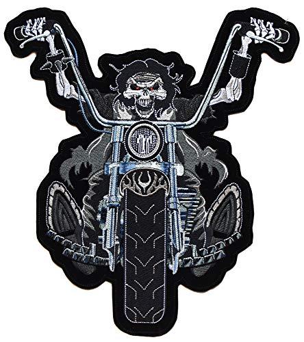 Paulgos cuir gilet gilet blouson cuir Biker Rocker Moto Motard Gilet bw5