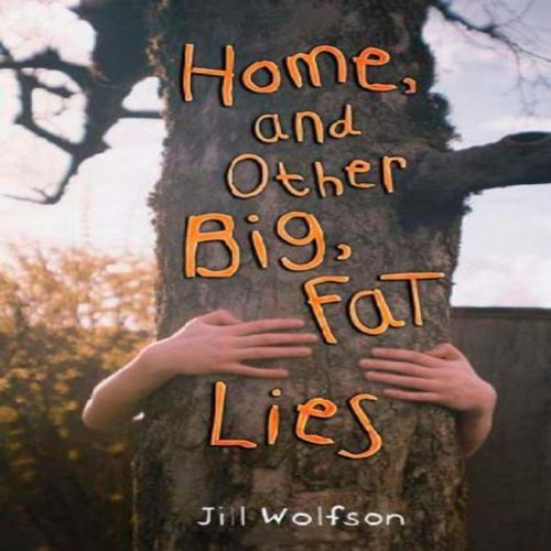 Home and Other Big, Fat Lies audiobook cover art