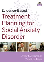 Evidence-Based Psychotherapy Treatment Planning for Social Anxiety DVD, Workbook, and Facilitator's Guide Set
