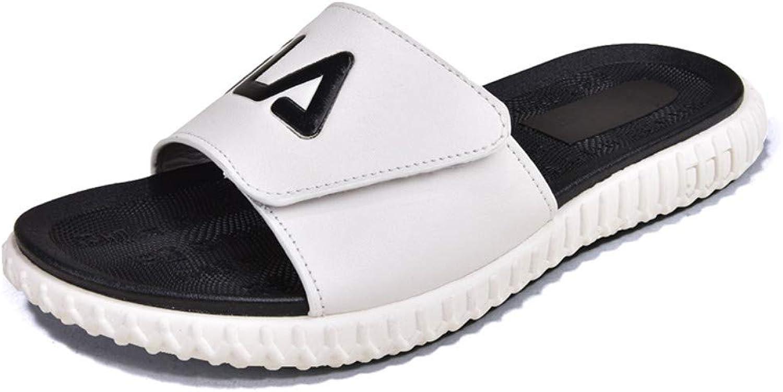 Flip-Flops Outdoor Sports Sandals Summer Slippers Men's Slippers Wear Non-Slip Comfortable Soft Sandals