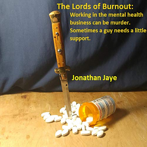 The Lords of Burnout audiobook cover art