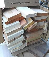 Wood-Hawk Assorted Hardwood Lumber - Mixed Species - Hobby Craft Wood.