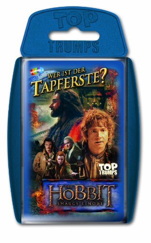 Winning Moves 61748 - Top Trumps - Hobbit II, Kartenspiel