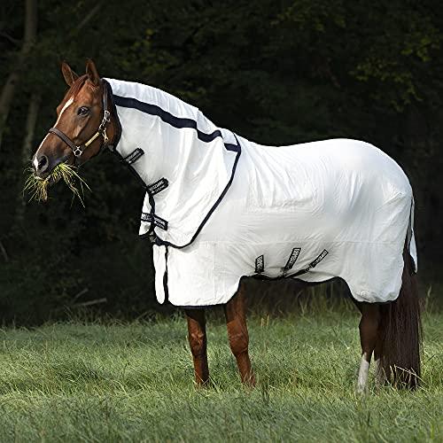 Horseware Rambo Natura Rug 0g - White/Navy