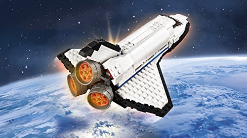 "LEGO UK 31066 ""Space Shuttle Explorer Construction Toy"