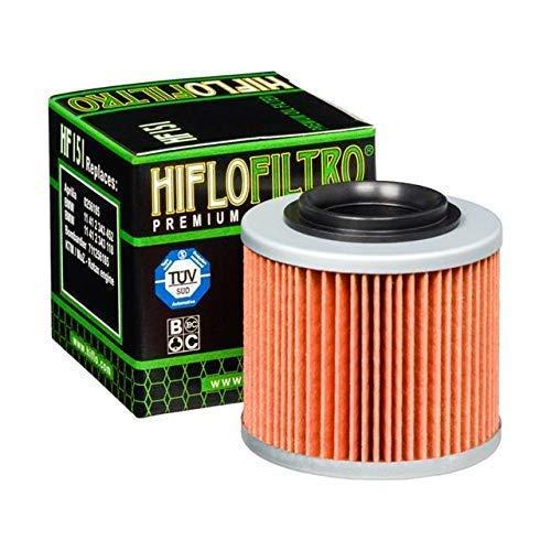 Aprilia Etx 350 85 86 87 88 89 Hiflo Filtre Huile Performance Qualité Origine HF151