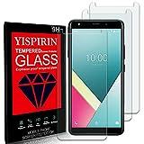 YISPIRIN [3 pezzi] Cristal Templado para Wiko Y61, Dureza 9H, Anti - arañazos Anti-Rasguño,Fácil de instalar, Vidrio Templado Protector de Pantalla para Wiko Y61