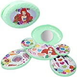 Disney - Set maquillaje Infantil niñas Maletin maquillaje Princesas Disney para niños niñas Juego de maquillaje para niñas 5 6 7 años Pintauñas Niñas Manicura juguete