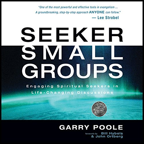 Seeker Small Groups audiobook cover art