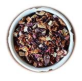 Infuso di Frutta Terra Rossa - 200g - Infusi e Tisane Mangia e Bevi con Frutti Rossi, Ananas, Radice di Liquirizia - Tutto il Meglio della Natura nella tua tazza - Ottima idea come confezione regalo