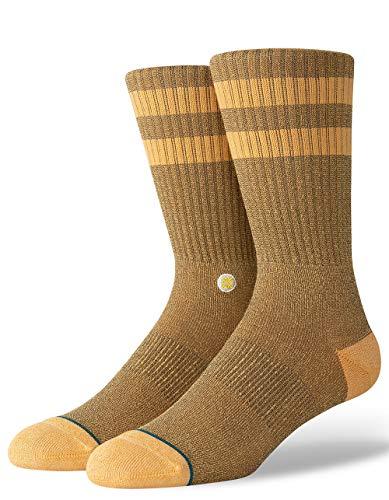 Stance Joven Socks Medium Mustard