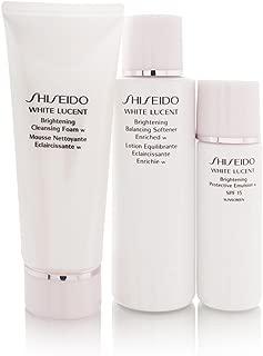 Shiseido Skincare 1 2 3 White Lucent Brightening ($75 Value)