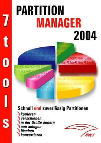 7Tools Partition Manager 2004