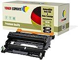 Pack de 2 TONER EXPERTE® Compatibles DR2200 TN2220 Tambor & Cartucho de Tóner para Brother DCP-7055 DCP-7060D DCP-7065DN HL-2130 HL-2132 HL-2135 HL-2240 HL-2240D HL-2250DN HL-2270DW MFC-7360N FAX-2840