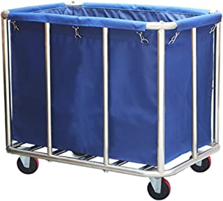 hoteles lavanderia Carrito plegable con bolsa para ropa Fesa catering