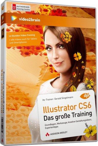 Illustrator CS6 - das große Training (PC+MAC+Linux+iPad)