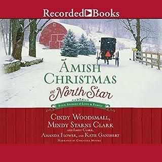 Amish Christmas at North Star cover art