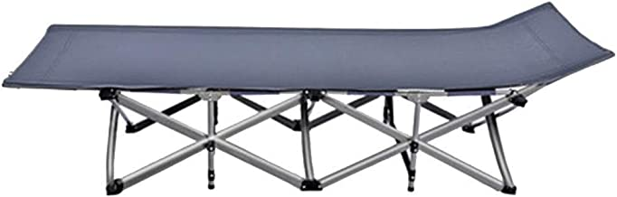Home Outdoor/Folding Bed Outdoor Picnic Camping Bed Siesta Bed Travel Bed Simple Portable Beach Bed Marching Bed Durable (Size : A)