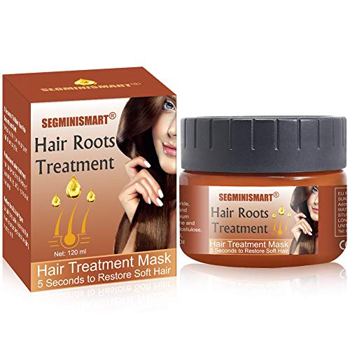 Hair Mask,Hair Treatment Mask,Advanced Hair Roots Treatment Professtional Hair Conditioner,5 Seconds Repairs Damage Hair Root Hair Deep Conditioner Suitable for Dry & Damaged Hair