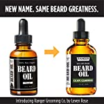 Escape Cedarwood Beard Oil & Leave In Conditioner, 100% Pure Natural Organic for Groomed Beards, Mustaches, and… 3