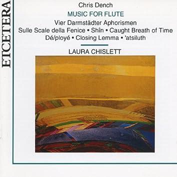 Chris Dench, Music for flute