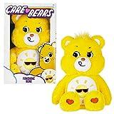 Care Bears Funshine Bear Stuffed Animal, 14 inches