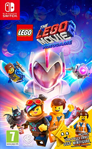 The LEGO Movie 2 Videogame Minifigure Edition (Amazon Exclusive) (Nintendo Switch)