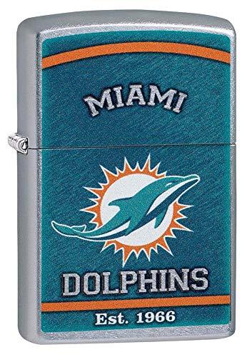 Zippo NFL Miami Dolphins, One Size