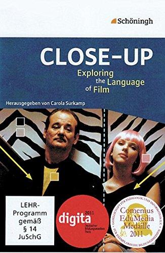 Close-Up: Exploring the Language of Film: Lernsoftware - DVD-ROM - Einzellizenz
