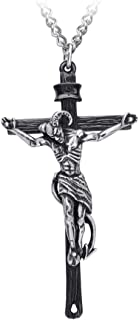 Alchemy Gothic CruciFaustan Pewter Pendant