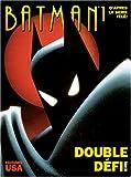 Batman, tome 1 - Double défi