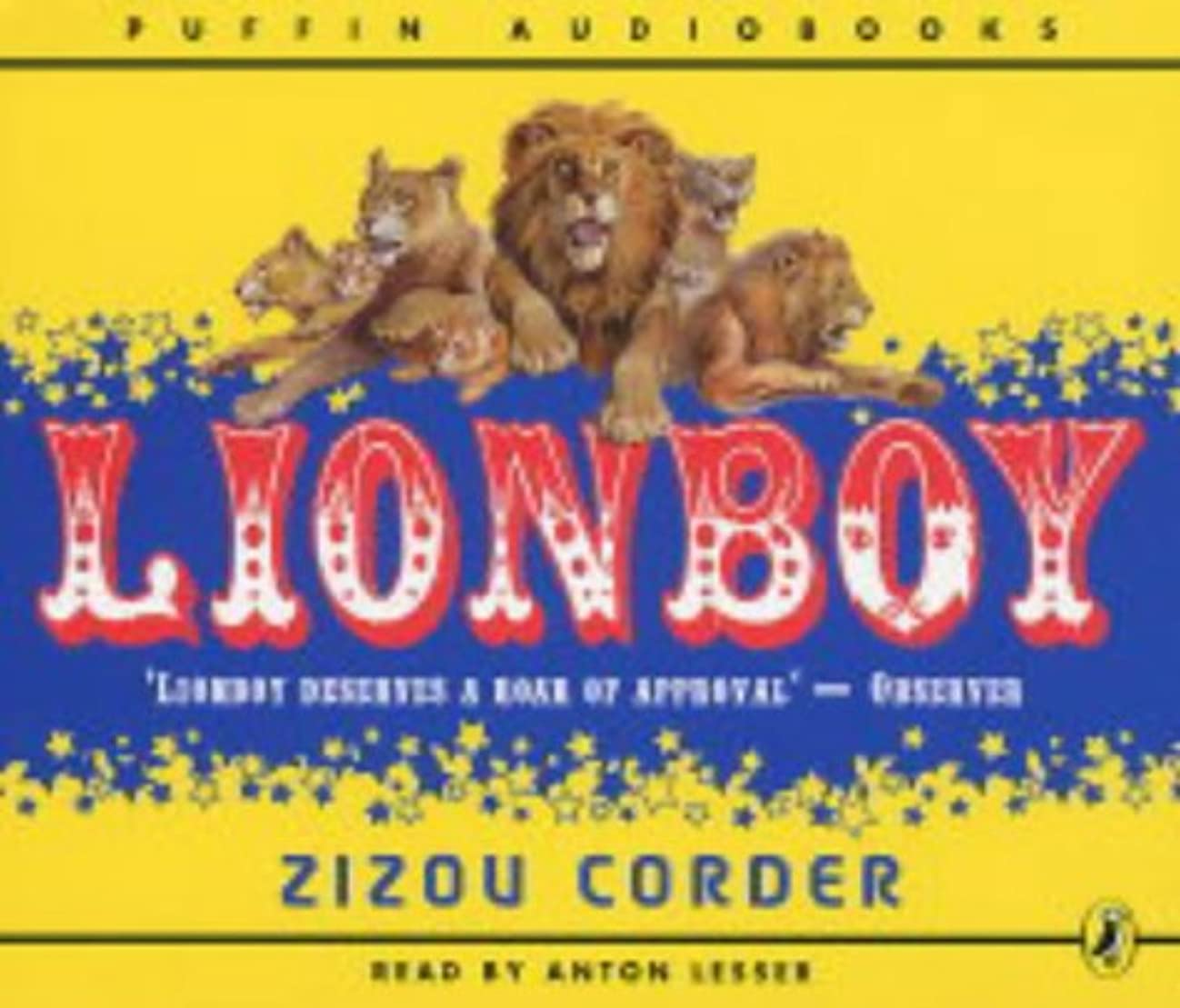雇う混合した緩むLionboy