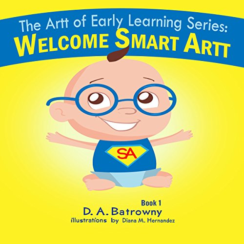 Welcome Smart Artt audiobook cover art