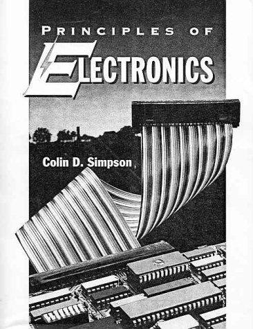 Download Principles of Electronics 0130344060