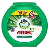 Ariel 3 in 1 Original Washing Pods, 55 Capsules