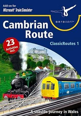 Cambrian Route Add-On for Train Simulator (PC)