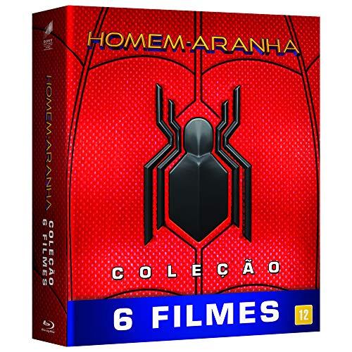 Col Homem Aranha 6 Filmes