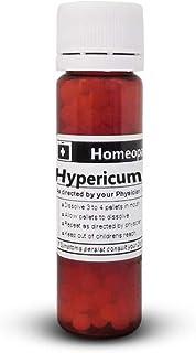 Hypericum Perforatum 200C Homeopathic Remedy - 200 Pellets