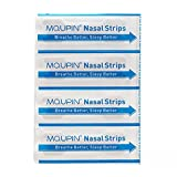 MQUPIN Nasal Strips for Snoring Reduce, Stop Snoring Aid Sleep Strips, Better Breath Anti-Snoring Patches, Improve Breathing for Workout & Sport, 100 Count