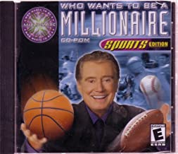 Who Wants to Be a Millionaire: Sports Edition (Capa de joia) [video game]