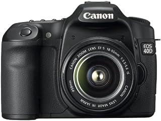 Canon デジタル一眼レフカメラ EOS 40D EF-S18-55 IS レンズキット EOS40D 1855ISLK