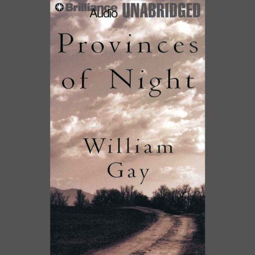 Provinces of Night audiobook cover art