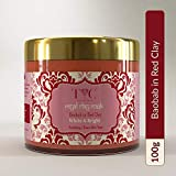 TYC Brightening Red Clay Mud Face Mask for Fairness & Glowing Skin |