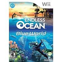 Endless Ocean Blue World-Nla