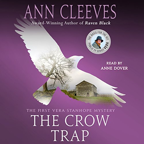 The Crow Trap audiobook cover art