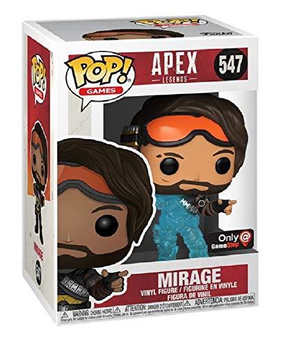 POP Funko Apex Legends - Mirage Translucent