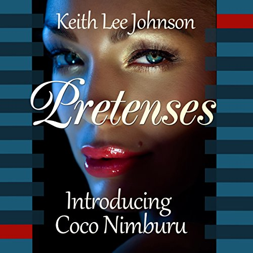 Pretenses audiobook cover art